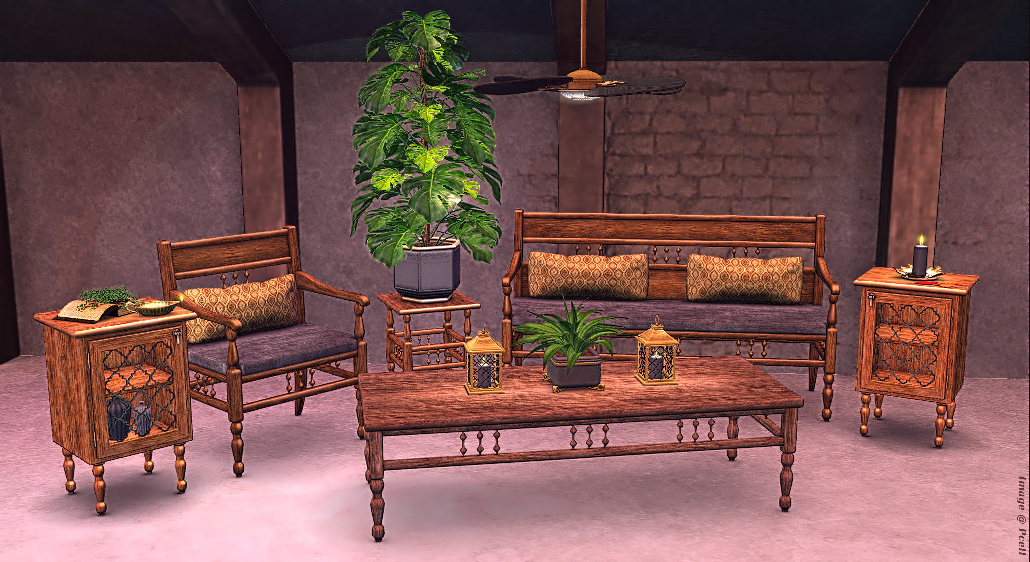 DAZZLEStoraxFurnitureSet